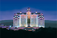Foxwoods Resort Casino is easy to reach from Stateline Campresort & Cabins