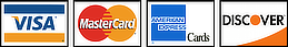 Stateline Campresort accepts Discover, Visa, MasterCard and American Express.
